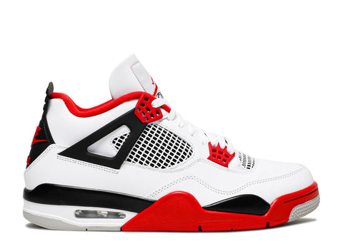 "AIR JORDAN 4 RETRO ""FIRE RED 2020""  DC7770-160"