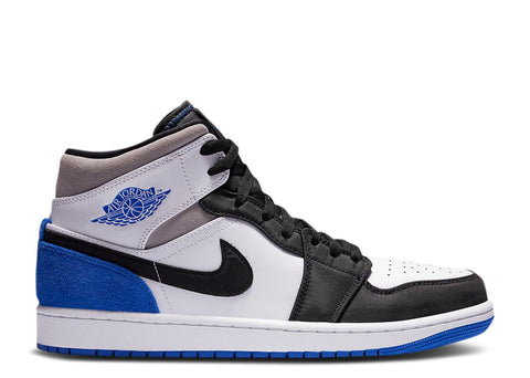 "Air Jordan 1 Mid ""UNION BLUE"" 852542 102"