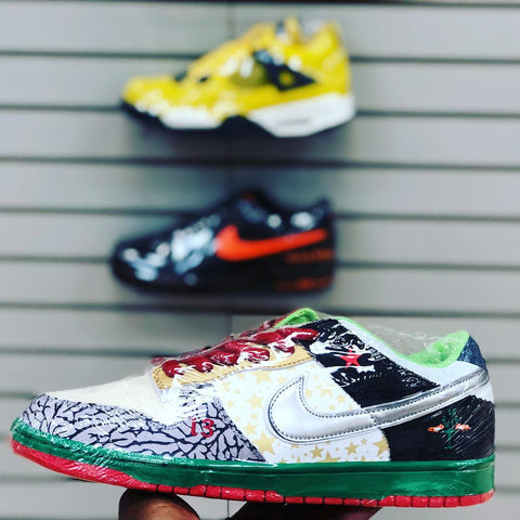 "Nike SB ""What The Dunk"""