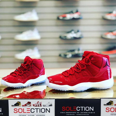 "Air Jordan 11 Retro ""Win Like '96"" GS"