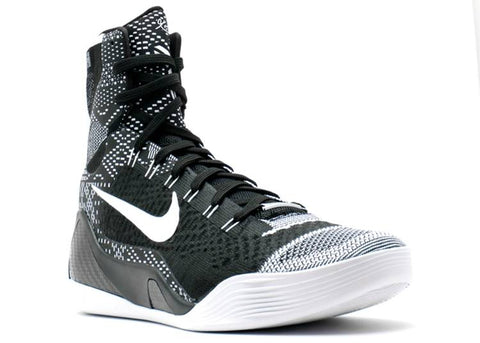 "PRE-OWNED Nike Air Kobe 9 Elite BHM ""Black History Month""  704304 010"