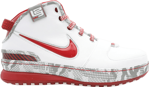 "Nike Air Lebron 6 ""OHIO STATE"" 346526 161"