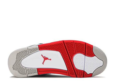"AIR JORDAN 4 RETRO (GS) ""FIRE RED 2020"" 408452 160"