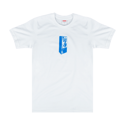 "Supreme ""Payphone"" Tee White"