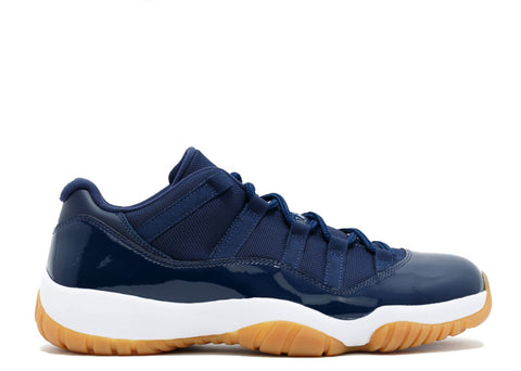 "Air Jordan 11 Low Retro ""NAVY GUM"" 528895 405"