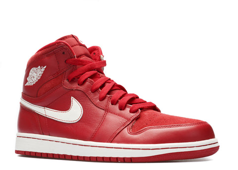 "PRE-OWNED Air Jordan 1 Retro ""Gym Red"""
