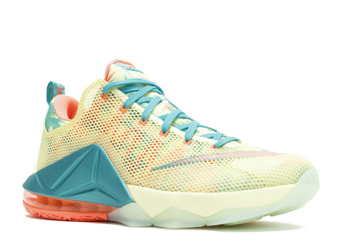 "Nike Air Lebron 12 Low ""Lebronald Palmer"""
