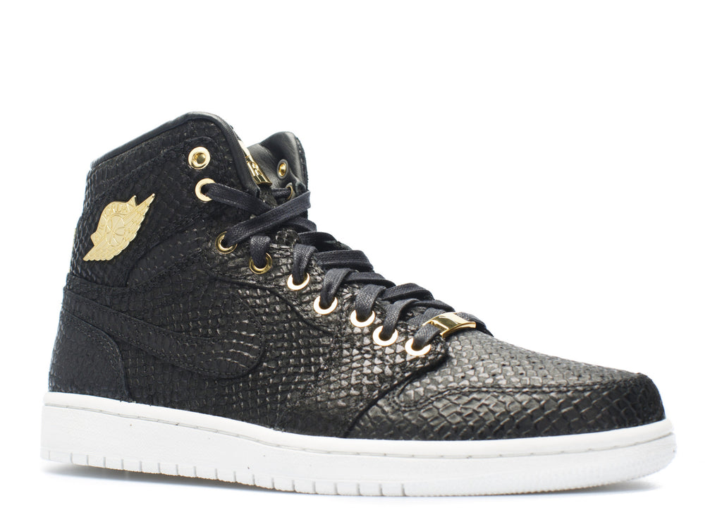 "Air Jordan 1 Retro ""Pinnacle"" Black"