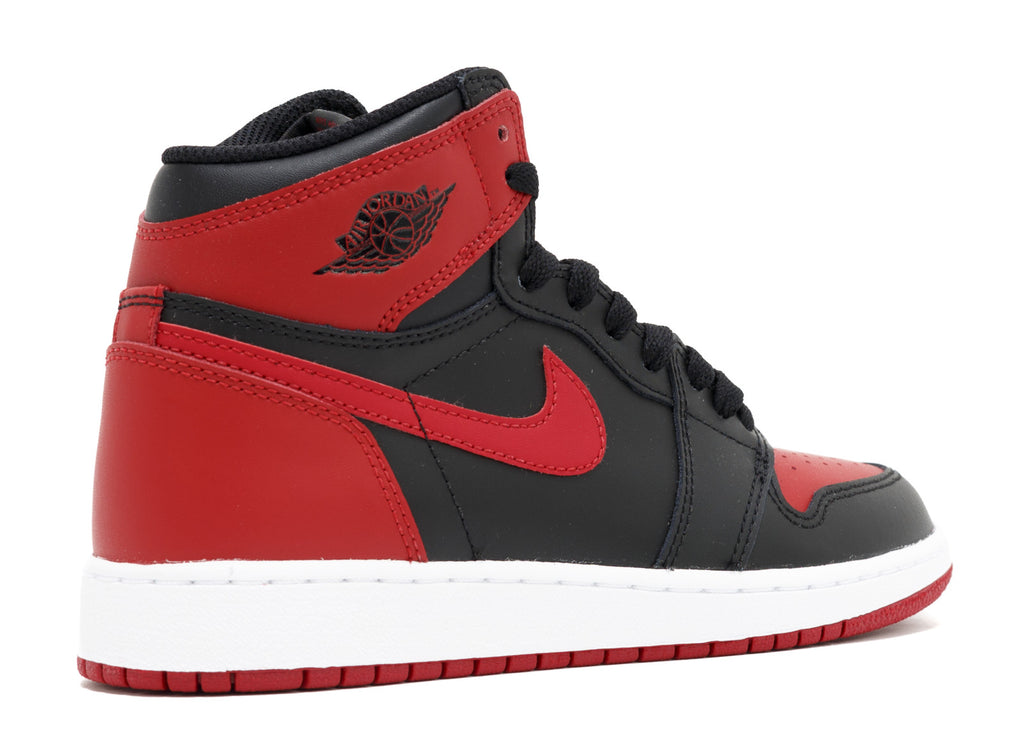 "Air Jordan 1 Retro High OG ""BRED 2016"" GS 575441 001"