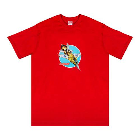 "Supreme ""Jet"" Tee Red"