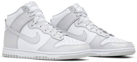 "NIKE DUNK HI RETRO ""WHITE VAST GREY 2021"" DD1399 100"