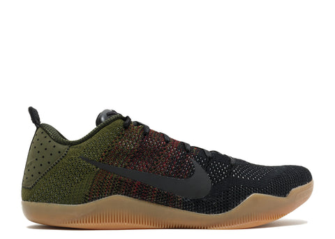 KOBE XI ELITE LOW ''BLACK HORSE'' 824463 063