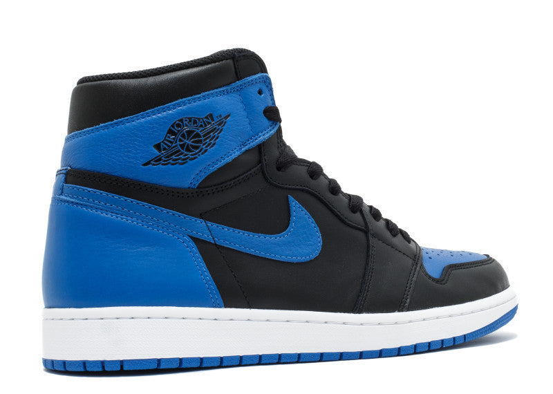 "Air Jordan 1 Retro High OG ""Royal"" 2017  555088 007"
