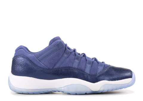 "Air Jordan 11 Retro Low GS ""BLUE MOON"" 580521 408"