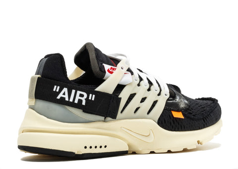"THE 10: NIKE AIR PRESTO OFF-WHITE ""OG"" PRE OWNED"