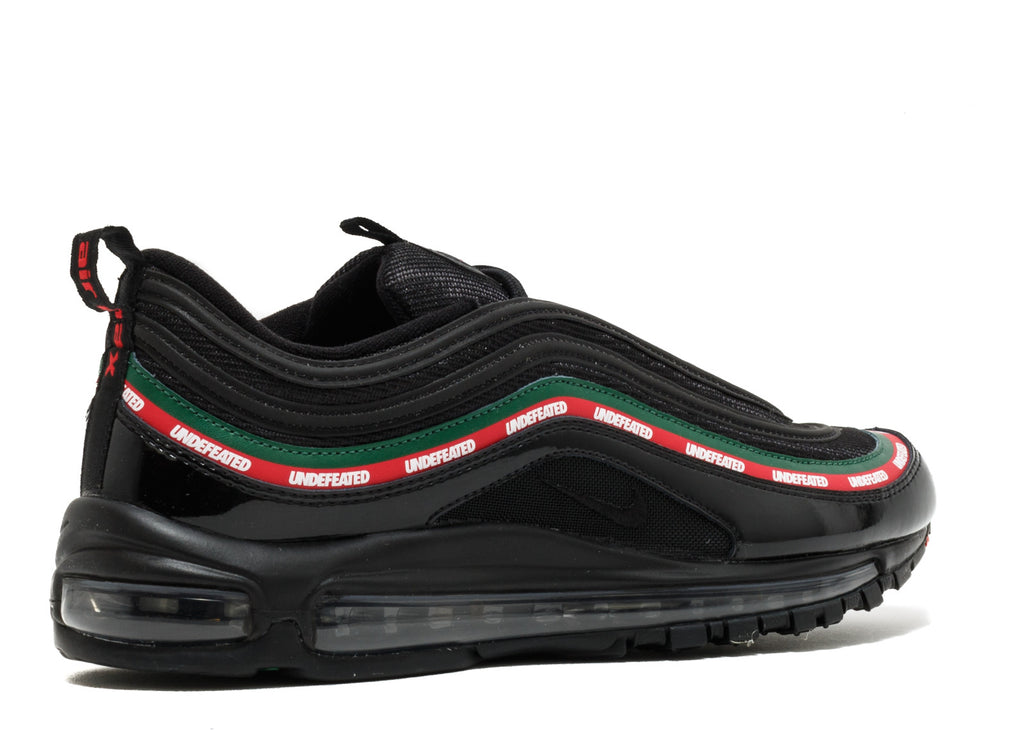 Undefeated x Nike Air Max 97 Black