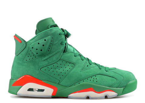 "Air Jordan 6 Retro ""Gatorade"" Green  AJ5986 335"