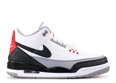 "AIR JORDAN 3 RETRO ""TINKER "" PRE-OWNED"