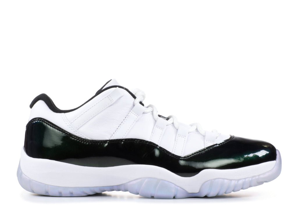 "Air Jordan 11 low Retro ""EMERALD"" 528895 145"