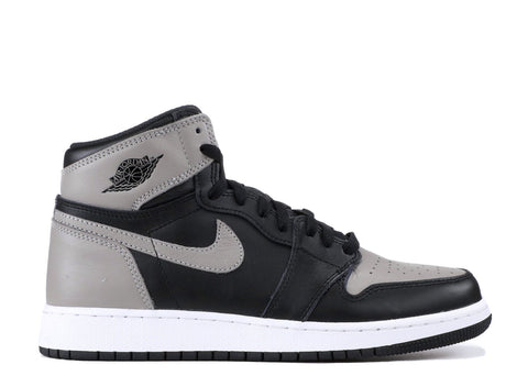 "Air Jordan 1 Retro High OG BG ""Shadow 2018"" 575441 013"