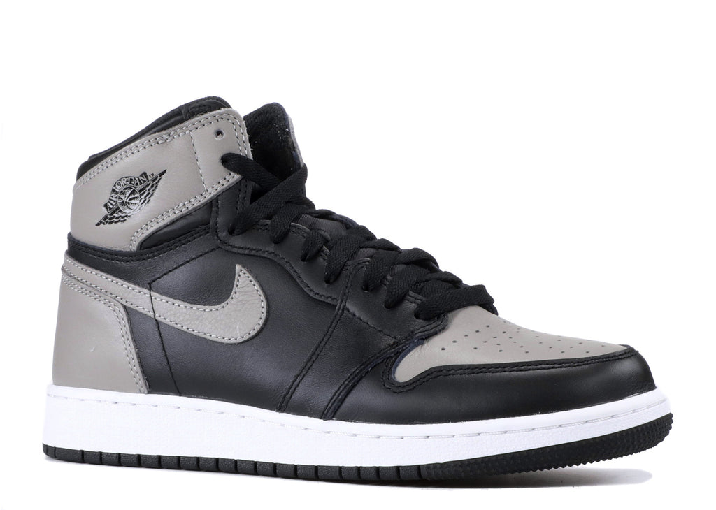 "Pre-Owned Air Jordan 1 Retro High OG BG ""Shadow 2018"""