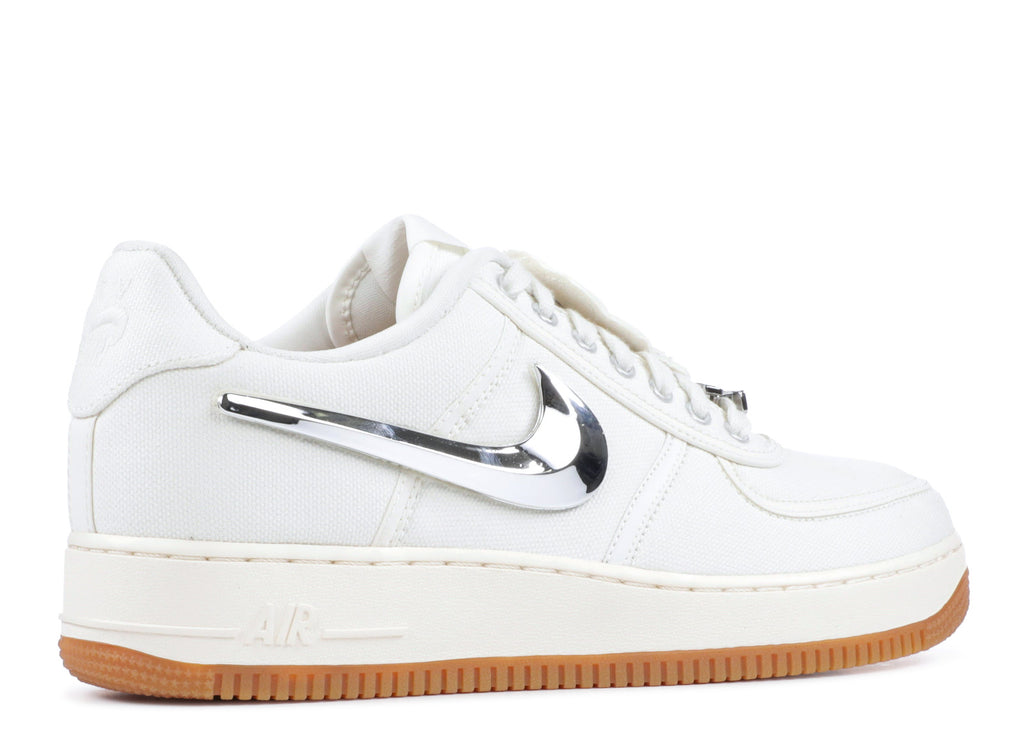 "Nike Air Force 1 Low ""Travis Scott"" SAIL ."