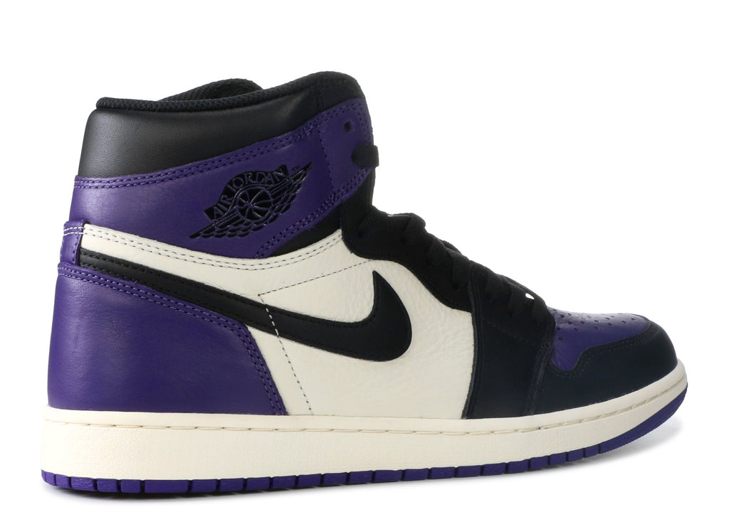 "Air Jordan 1 Retro High OG ""Court Purple""  555088 501"