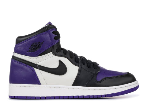 "Air Jordan 1 Retro High OG GS ""Court Purple""  575441 501"