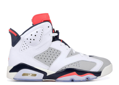 "Air Jordan 6 Retro ""TINKER"" 384664 104"
