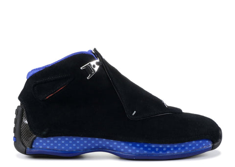 "Air Jordan 18 Retro ""SPORT ROYAL 2018"" AA2494 007"