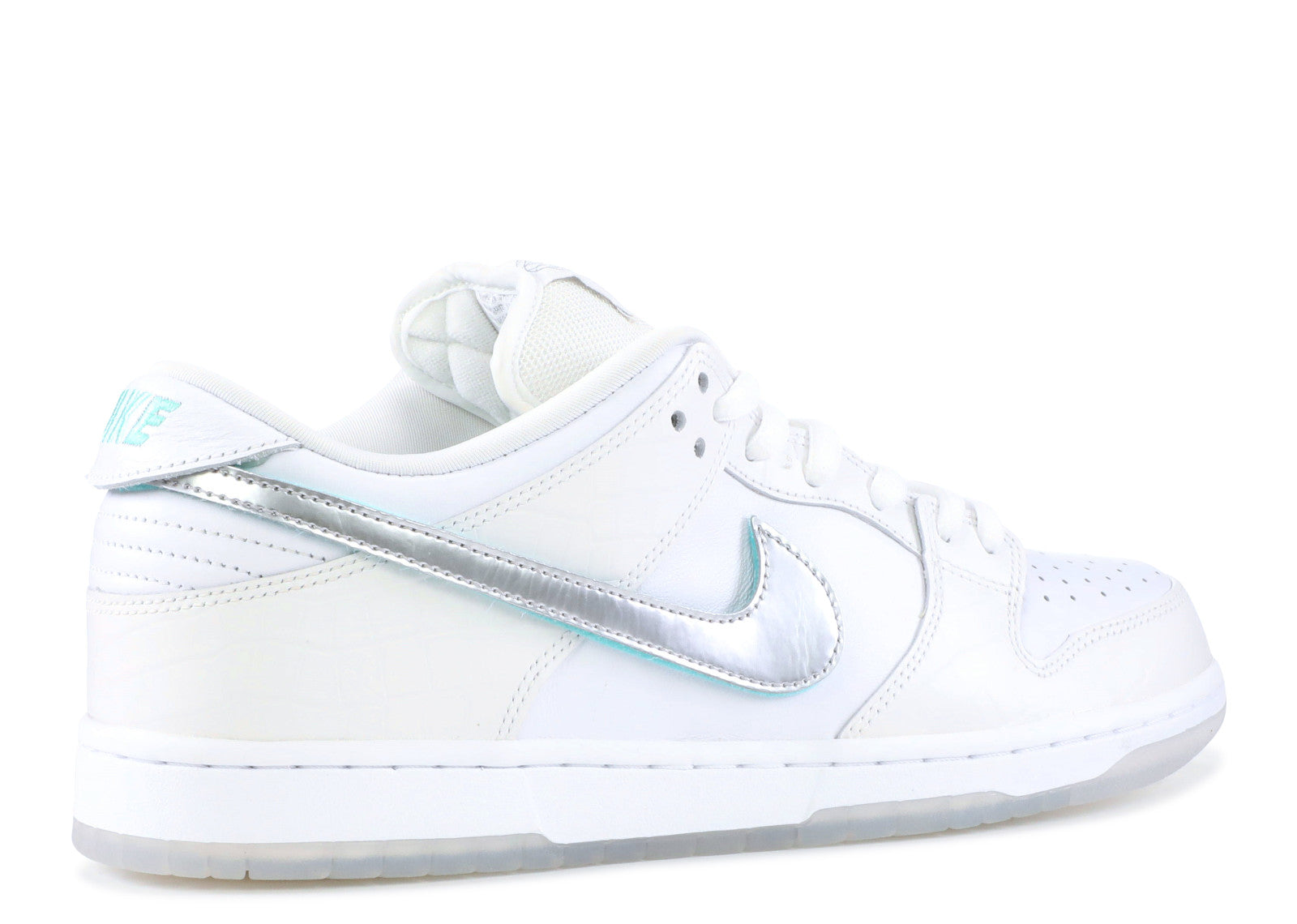 "Nike SB Dunk Low Diamond ""WHITE"" BV1310 100"