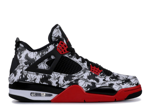 "AIR JORDAN 4 RETRO SNGL DY AKA ""TATTOO"" BQ0897 006"