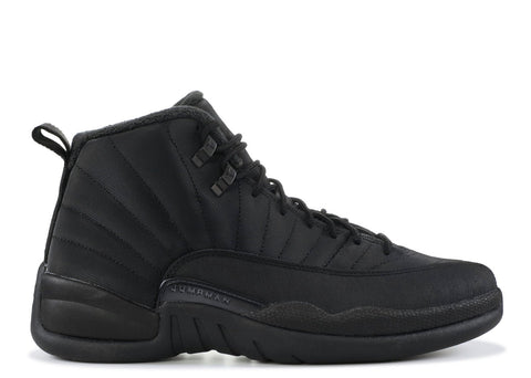 "AIR JORDAN 12 RETRO ""WINTER BLACK"" BQ6851 001"