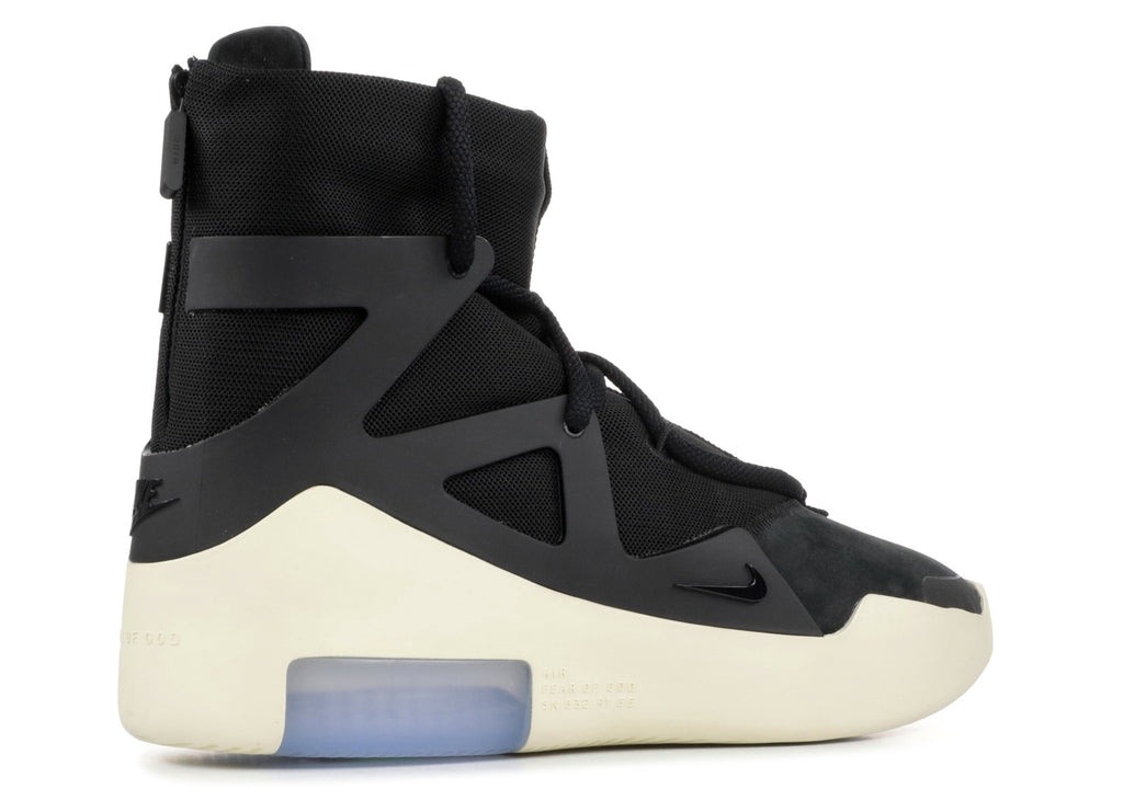 "Pre-Owned NIKE AIR FEAR OF GOD 1 ""BLACK"""