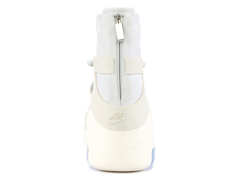 "NIKE AIR FEAR OF GOD 1 ""LIGHT BONE"" AR4237 002 ."