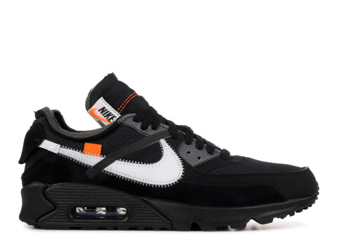 "NIKE AIR MAX 90 OFF WHITE ""BLACK"" AA7293 001"