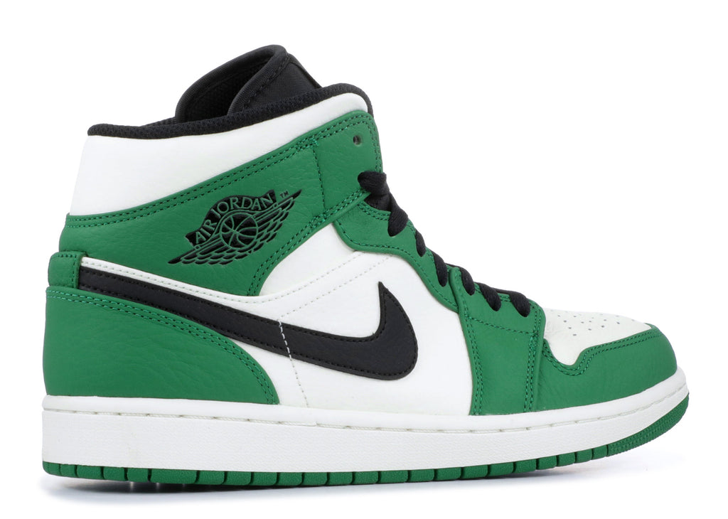 "Air Jordan 1 Mid ""PINE GREEN""  852542 301"