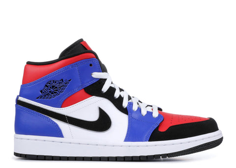 "Air Jordan 1 Mid ""TOP 3""  554724 124"