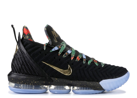 "Nike LeBron 16 ""WATCH THE THRONE"" CI1518 001"