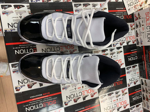 "AIR JORDAN 11 RETRO ""CONCORD 2018""  Pre-Owned"