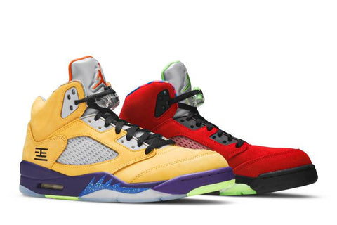 "Air Jordan 5 Retro ""What The"" CZ5725 700"