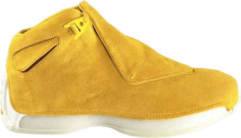 "Air Jordan 18 Retro ""Yellow Ochre""  AA2494 701"