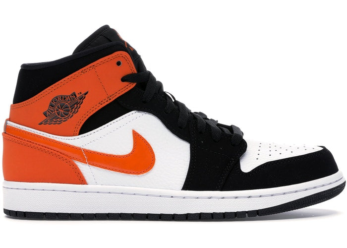 "Air Jordan 1 Retro Mid ""SHATTERED BACKBOARD"" 554724 058"