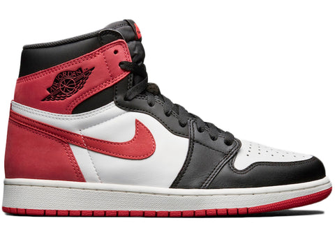 "Air Jordan 1 Retro High OG ""Track Red""  555088 112 ."