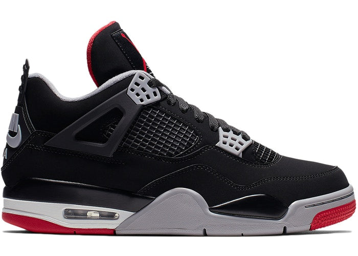 "AIR JORDAN 4 RETRO ""BRED 2019"" 308497 060"