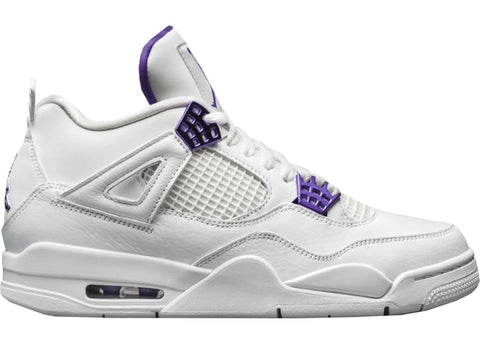 "AIR JORDAN 4 RETRO ""METALLIC PURPLE"" CT8527 115"