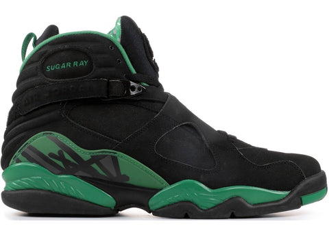 "AIR JORDAN 8 RETRO ""RAY ALLEN BLACK"" 305381 002"