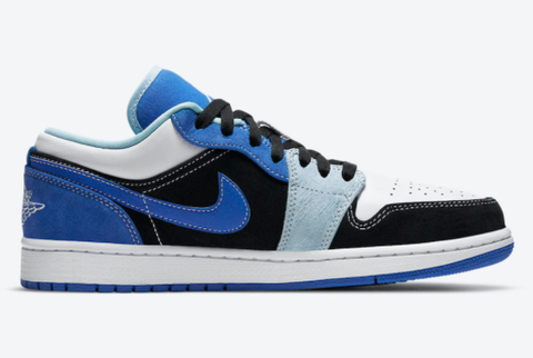 "Air Jordan 1 LOW ""RACER BLUE"" DH0206 400"