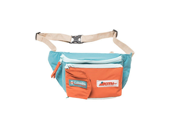 "KITH x Columbia ""Popo Sling Pack"" Teal"