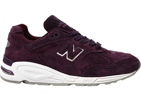 "New Balance 990V2 concepts ""PURPLE/TYRIAN"" M990CPT2"